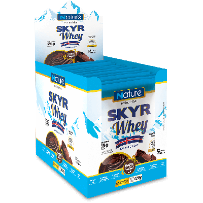 Skyr Whey Dark Display com 12 Sachês