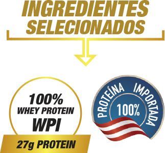 Ingredientes Selecionados Iso Clean Protein 420g | Nature Real Nutrition