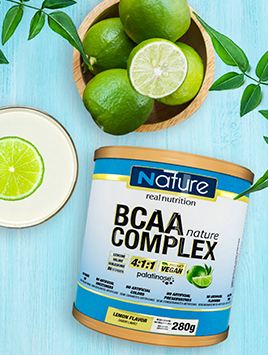 BCAA Complex | Nature Real Nutrition