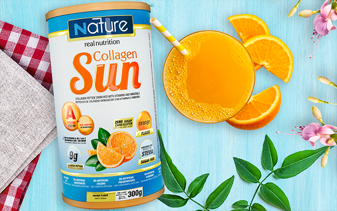 Colageno Sun | Nature Real Nutrition